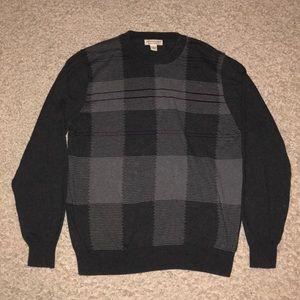 Pronto Uomo Cotton Cashmere Sweater Office Larg